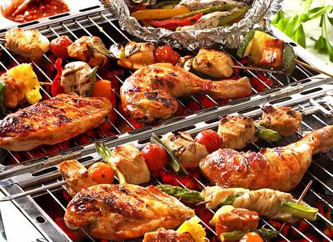 lợi ích của than nướng BBQ