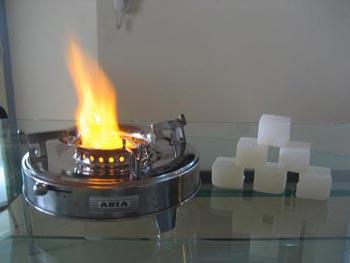 Bếp cồn khô